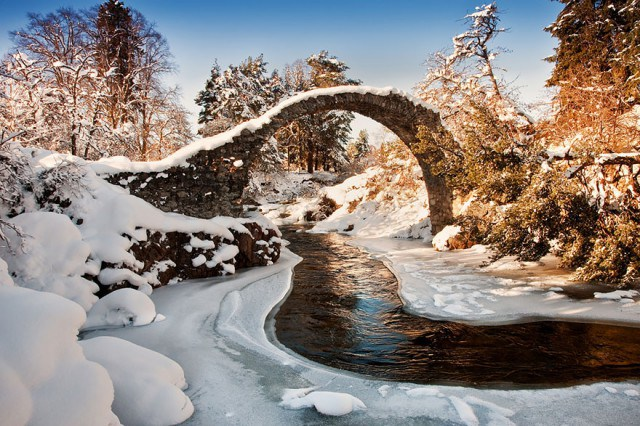Carrbridge-Scotland