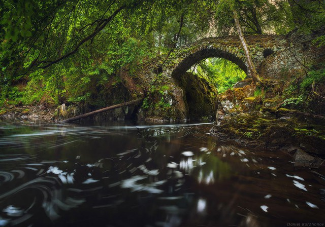 Hermitage-Bridge-Scotland