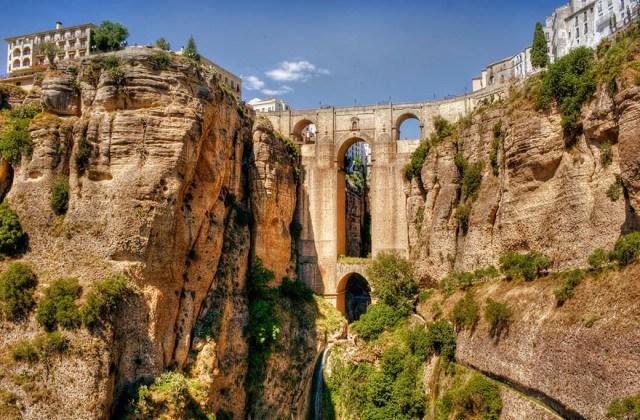 Ronda-Malaga-Spain