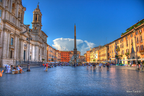 Piazza Navona photo
