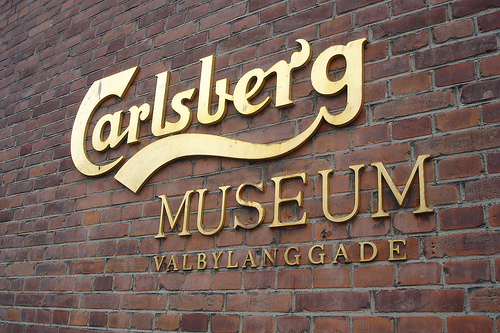 carlsberg copenhagen photo