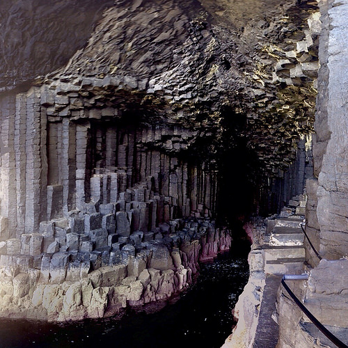 Fingal cave photo