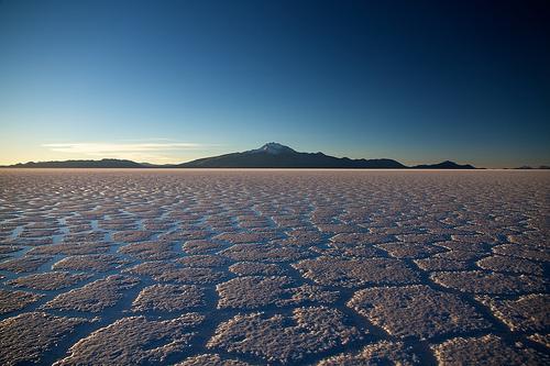 Salar d'Uyuni photo